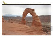 Beautiful Delicate Arch Carry-all Pouch