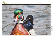 Beautiful Duck Carry-all Pouch