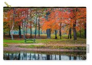 Beautiful Fall Foliage In New Hampshire Carry-all Pouch