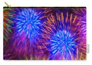 Beautiful Fireworks 10 Carry-all Pouch