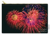 Beautiful Fireworks 14 Carry-all Pouch