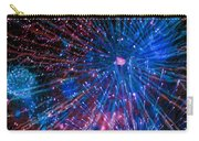Beautiful Fireworks  2 Carry-all Pouch