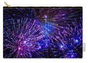 Beautiful Fireworks  3 Carry-all Pouch