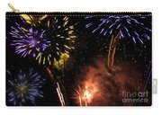 Beautiful Fireworks 5 Carry-all Pouch