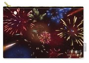 Beautiful Fireworks 9 Carry-all Pouch