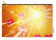 Beautiful Fireworks Carry-all Pouch