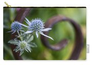 Beautiful Flower Buds Carry-all Pouch
