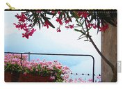 Beautiful Flowers Of Ravello Italy Carry-all Pouch