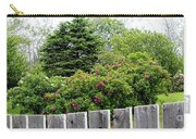 Beautiful Front Yard - Roses - Trees Carry-all Pouch