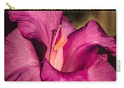 Beautiful Gladiolus Carry-all Pouch