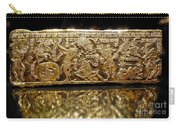 Beautiful Golden Glow Carry-all Pouch