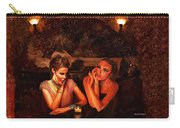 Beautiful Gossipers Carry-all Pouch
