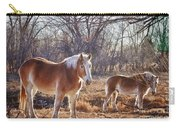 Beautiful Horses Carry-all Pouch
