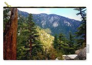 Beautiful Idyllwild Carry-all Pouch