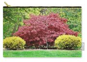 Beautiful Japanese Maple Carry-all Pouch