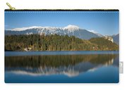 Beautiful Lake Bled Carry-all Pouch