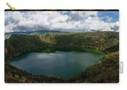 Beautiful Lake Guatavita Carry-all Pouch