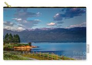 Beautiful Lake View Carry-all Pouch