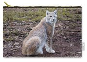 Beautiful Lynx Carry-all Pouch