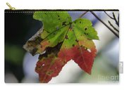 Beautiful Maple Leaf Carry-all Pouch
