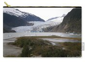 Beautiful Mendenhall Glacier Carry-all Pouch