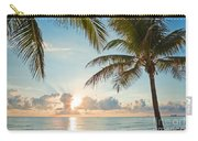 Beautiful Morning In Ft. Lauderdale Florida Carry-all Pouch