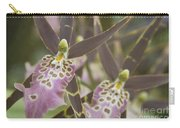 Beautiful Mtssa. Shelob 'tolkien' - Orchids - Mericlone  Carry-all Pouch by Sharon Mau