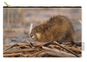 Beautiful Muskrat Carry-all Pouch
