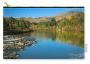 Beautiful Payette River Carry-all Pouch by Robert Bales