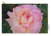 Beautiful Pink Rose Carry-all Pouch