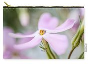 Beautiful Pink Spring Flowers Carry-all Pouch