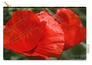 Beautiful Poppies 10 Carry-all Pouch