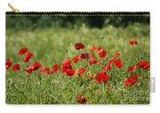 Beautiful Poppies 2 Carry-all Pouch