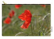 Beautiful Poppies 5 Carry-all Pouch