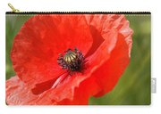 Beautiful Poppies 6 Carry-all Pouch