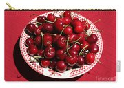 Beautiful Prosser Cherries Carry-all Pouch