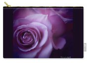 Beautiful Purple Roses Carry-all Pouch