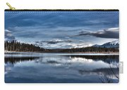 Beautiful Rainy Lake Carry-all Pouch