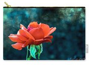 Beautiful Red Rose Carry-all Pouch