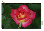 Beautiful Rose Carry-all Pouch by Sandy Keeton