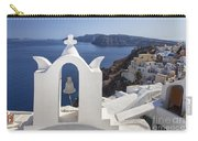 Beautiful Santorini Carry-all Pouch