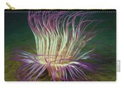 Beautiful Sea Anemone 1 Carry-all Pouch by Lanjee Chee