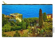 Beautiful Sicily Carry-all Pouch