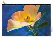 Beautiful Single Rose Carry-all Pouch