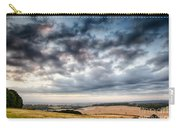 Beautiful Skies Over Farmland Carry-all Pouch