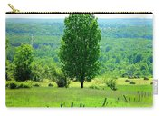 Beautiful Pennsylvania Summer Scene - Colorful Landscape - Painting Like Carry-all Pouch