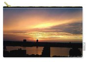 Beautiful New York City Sunset - Upper West Side Carry-all Pouch