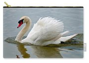 Beautiful Swan Carry-all Pouch