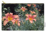 Beautiful Tiger Lilies Carry-all Pouch