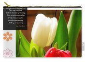 Beautiful Tulips Series 2 Carry-all Pouch